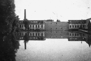 Pomeroy Mill, 1890. Photo, courtesy of Berkshire Historical Society